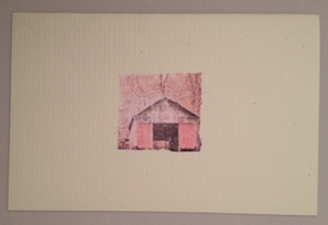 Barn Greeting Card Image